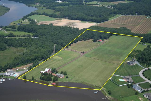 Boundary Surveying - Property Line Surveying